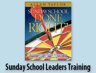Sunday School Done Right, by Allan Taylor
