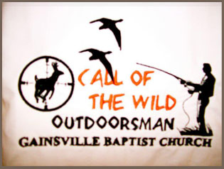 Outdoorsman for Christ Sportsman Banquet - February 9 at Lincolnton Armory 6 pm